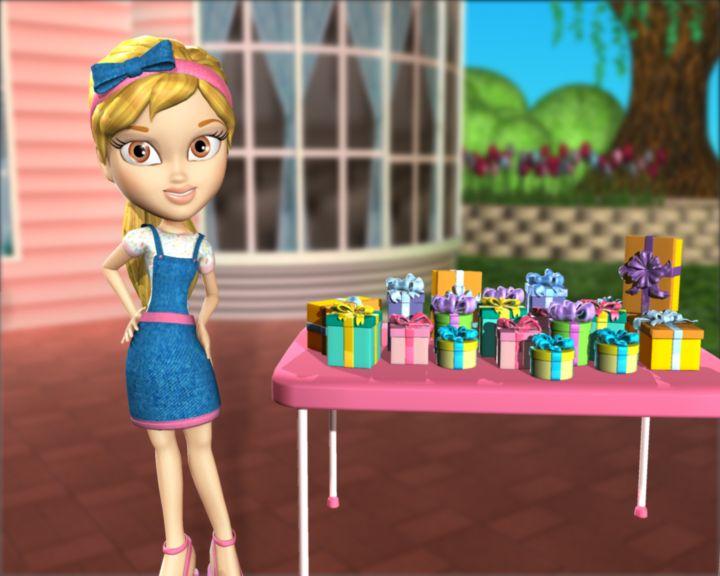 L'il Bratz – party time dvd - image