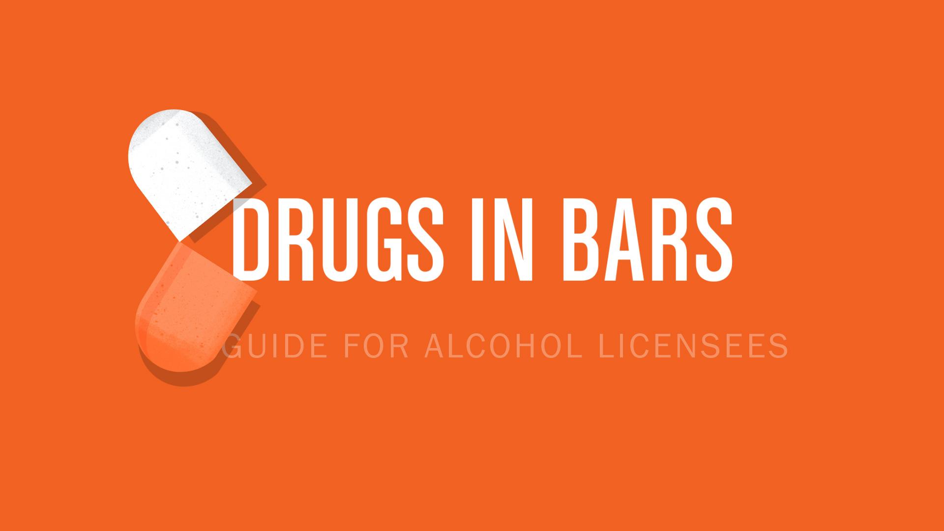 Drugs in Bars - Storyboard 01