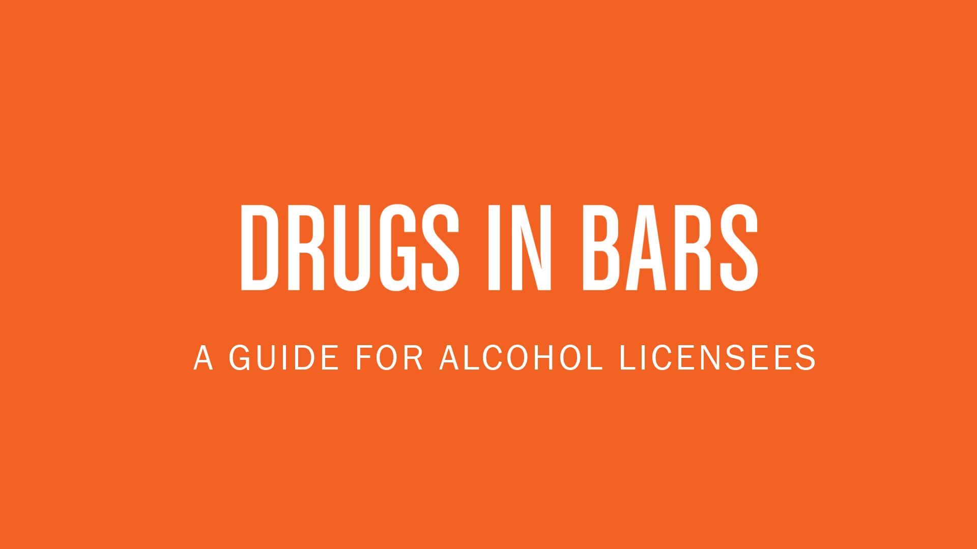 Drugs in Bars - Storyboard 02