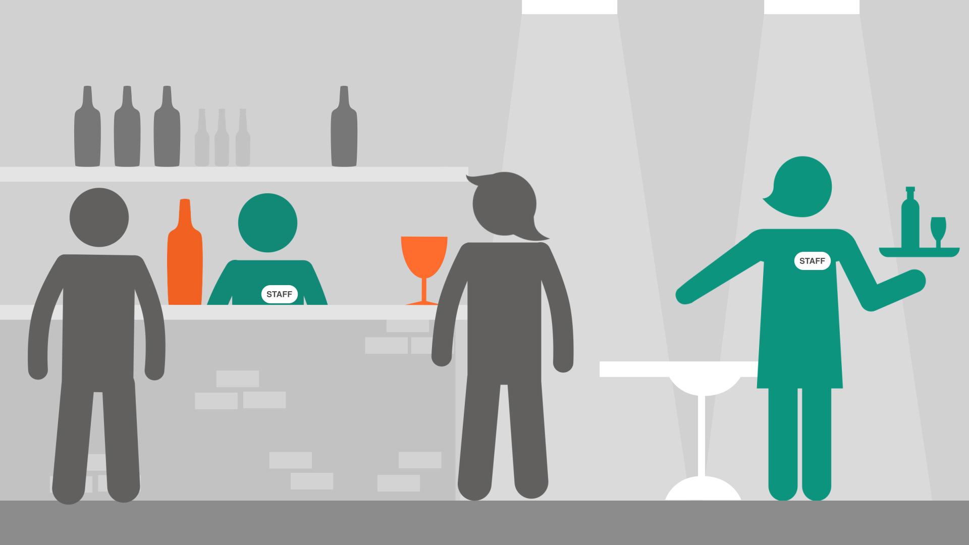 Drugs in Bars - Storyboard 10